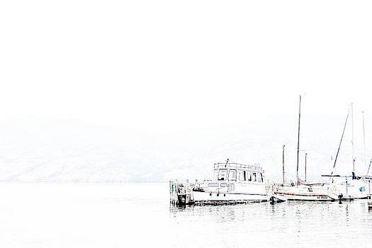 Still Harbour by David Emond