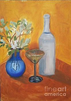 Still Life #22 by Romani Berlekov