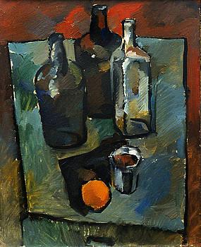 Still life 3 by Valeriy Mavlo