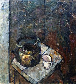 Still life 4 by Valeriy Mavlo