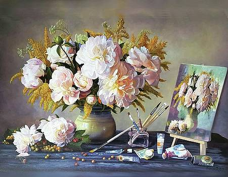 Still Life by Zbigniew Kopania by William Roberts