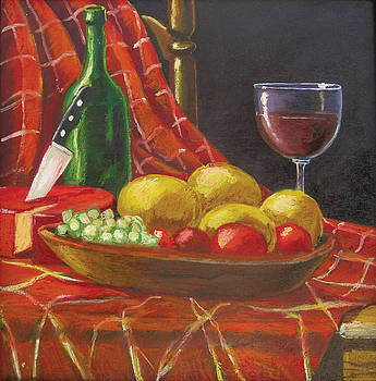 Still Life by D T LaVercombe