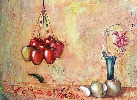 Still life by Dora Brandi
