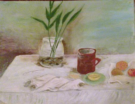 Still Life by Helen Vanterpool