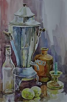 Still life II by Nedko  Nedkov