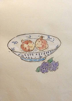 Still Life in Autumn by Sawako Utsumi