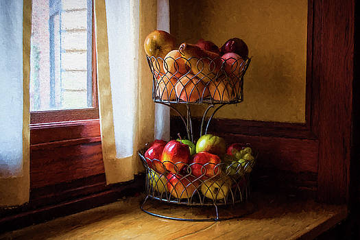 Still Life by Kirk Sewell