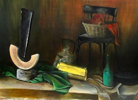 Still life  by Machukov Dejan