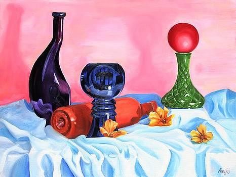 Still Life by Maryn Crawford