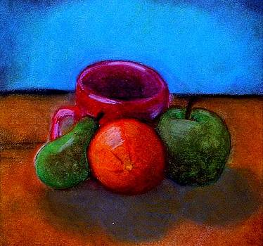 Still Life no-1 by Kostas Koutsoukanidis