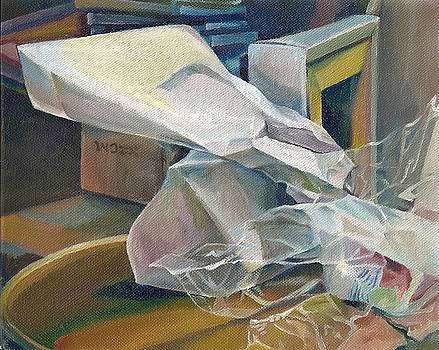 Still Life No.3 by Julie Orsini Shakher