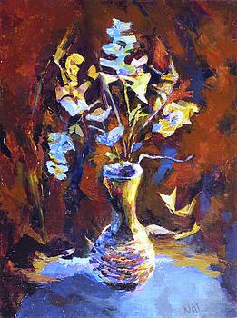 Still life. Romance of Colour by Natalya Shvetsky