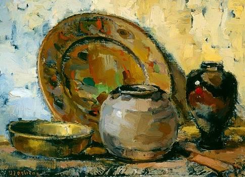 Wenning Pieter - Still Life