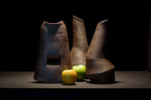 Still Life with Apples by William Sulit