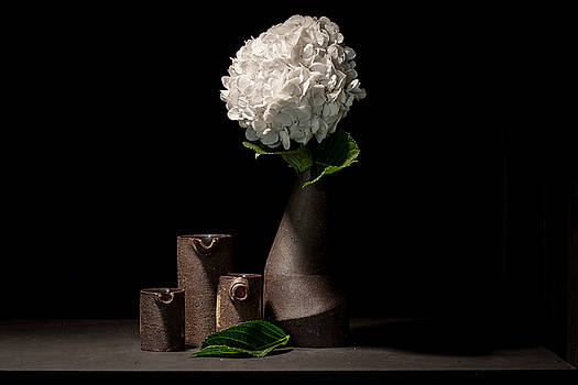 Still Life with Flower by William Sulit