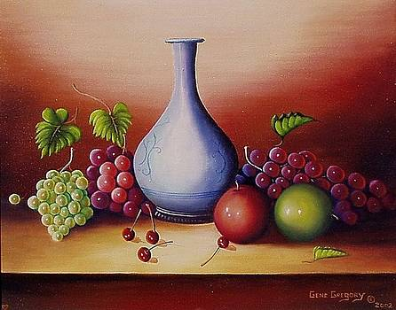 Still life with jug by Gene Gregory