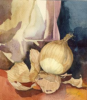 Alfred Ng - still life with onion