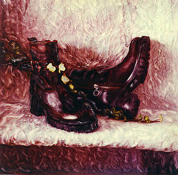 Renata Ratajczyk - Still Life with Winter Shoes - 1