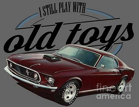 Still plays with Old Mustangs by Paul Kuras