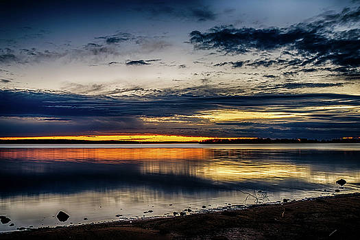 Still Sunset by Doug Long
