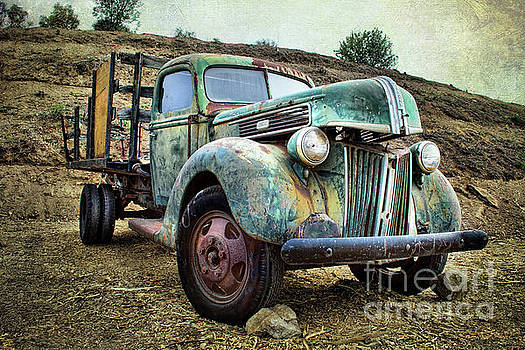 Still Truckin' by Norma Warden