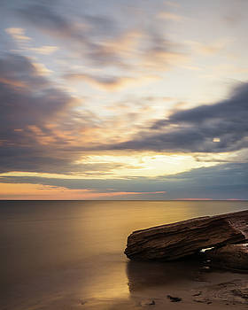 Chris Bordeleau - Still Water At Cavendish beach