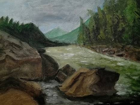 Still waters by Enriqueto Sabio
