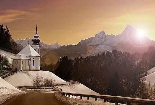 Still Winter by AugenWerk Susann Serfezi