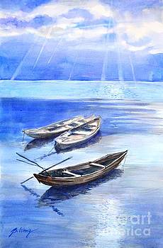 Stillness by Betty M M Wong