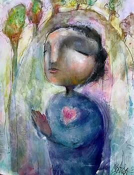 Stillness by Eleatta Diver