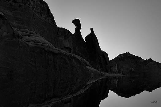 Stillness I BW by David Gordon