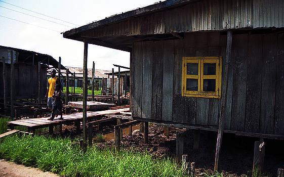 Muyiwa OSIFUYE - Stilt House Niger Delta