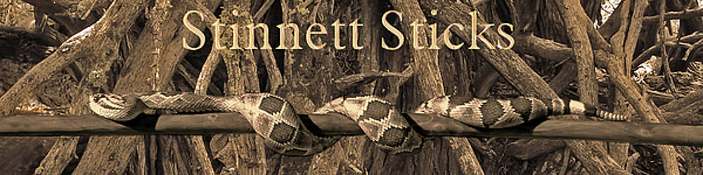 Stinnett Sticks Logo by Mike Stinnett