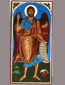 St.Ioan-Krastitel by Sonya Chaushka