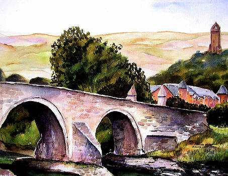 Stirling Bridge by Marti Green