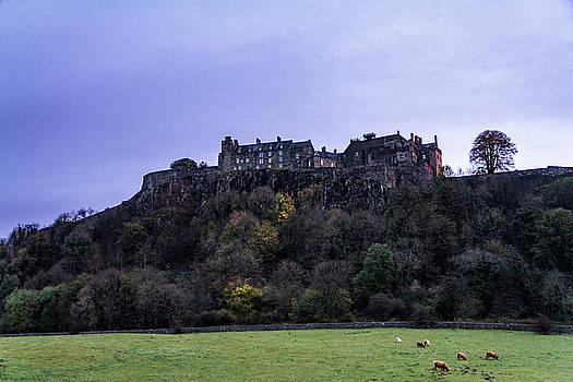 Guy Shultz - Stirling Castle Sunrise