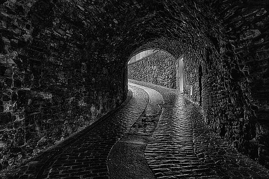 Guy Shultz - Stirling Castle Tunnel