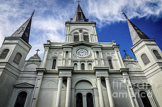 Kathleen K Parker - St.Louis Cathedral - New Orleans
