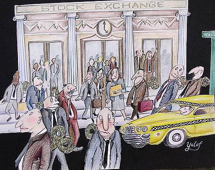 Stock Exchange by Barbara Yalof