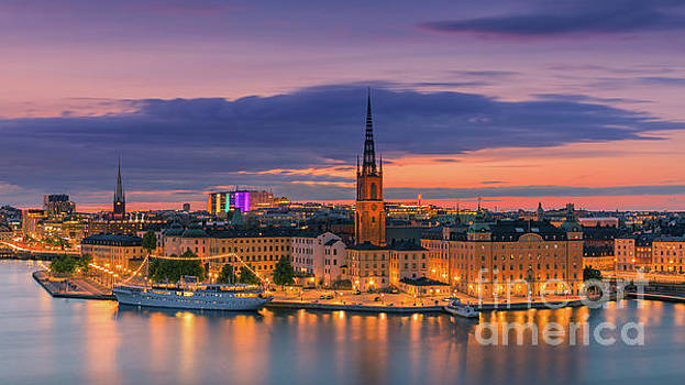 Stockholm 2 by Henk Meijer Photography