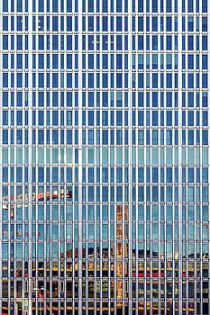 Stockholm building by Stelios Kleanthous