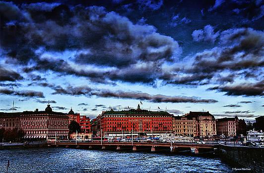 Stockholm III by Ramon Martinez