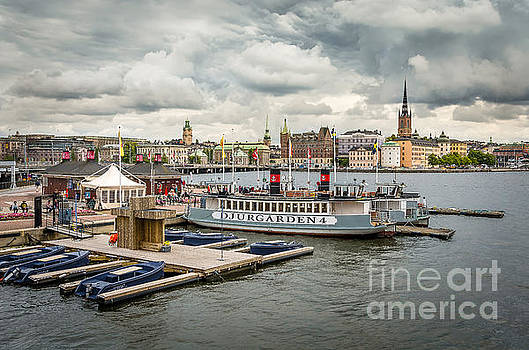 RicardMN Photography - Stockholm View from the City Hall