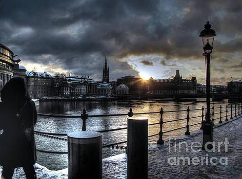 Stockholm by Yury Bashkin