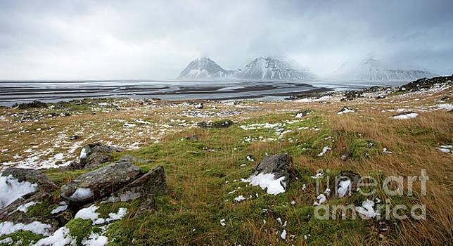 Stokksnes Peninsula after March Storm by Matt Tilghman