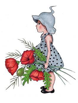 Joyce Geleynse - Stolen Flowers