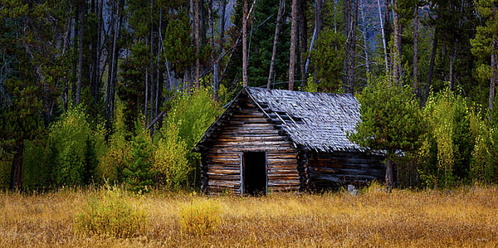 Chris Steele - Stolle Meadows Cabin