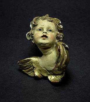 Stone Angel by Greg Thiemeyer