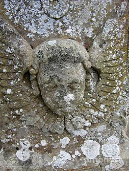 Stone Angel by Katrina Perekrestenko
