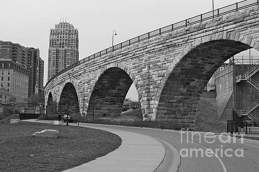 Stone Arch Bridge by Alice Mainville